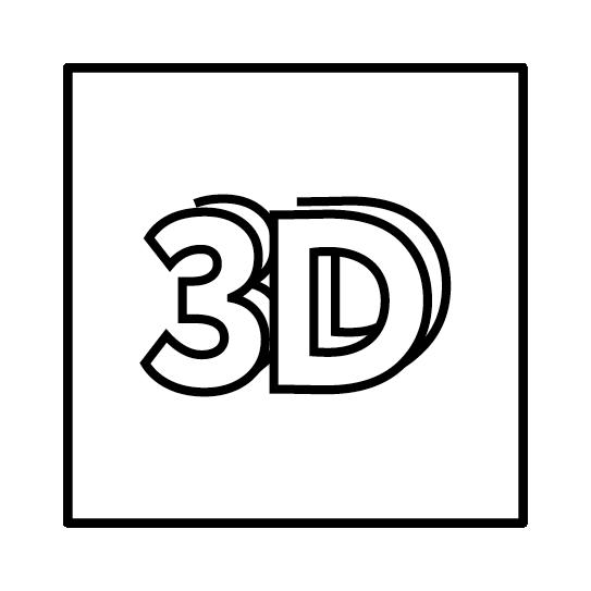 Открытки, приглашения листовые с 3D-отделкой