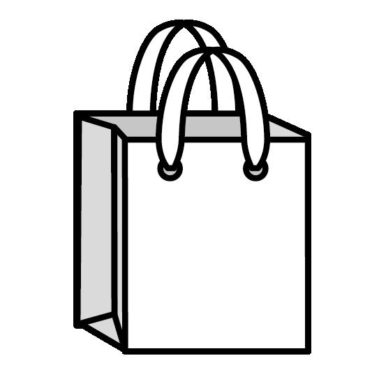 Пакеты горизонтальные с веревочными ручками