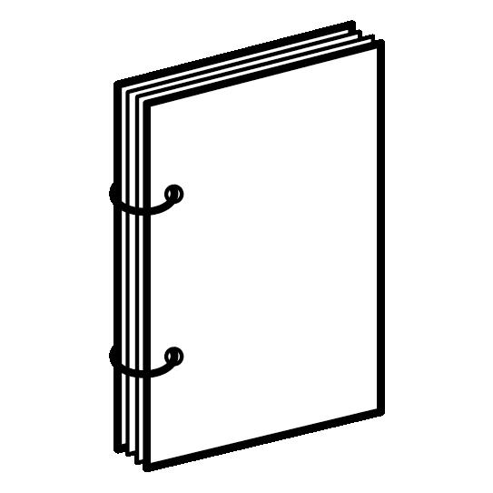 Брошюры на кольцах, блок от 71 до 170 листов