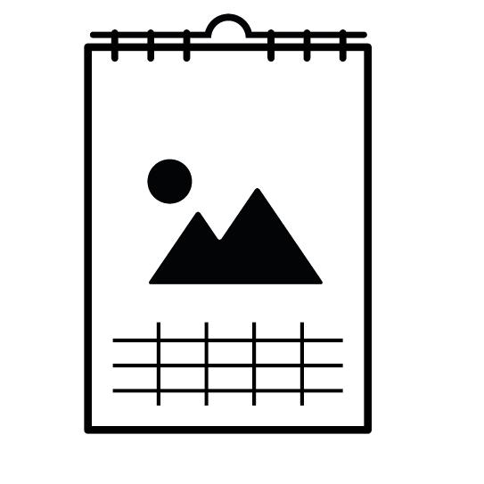 Перекидные настенные календари