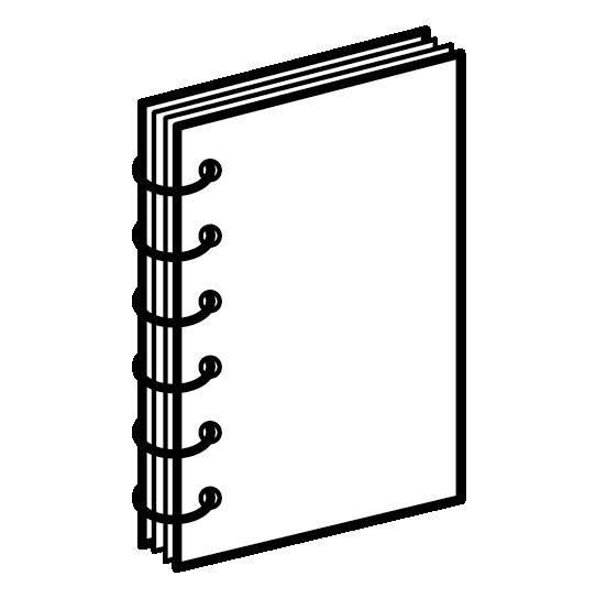 Брошюры на пружине, блок до 64 листов