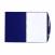 Блокнот с креплением для ручки — А5