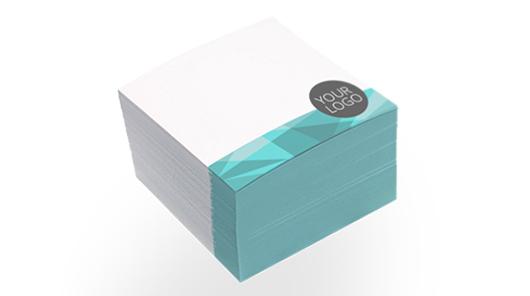Блоки для записи 90х90 со склейкой